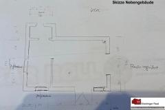 Skizze-Nebengebäude