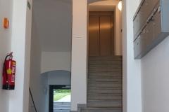 Haus-Eingang-Jahrhundertwendehaus