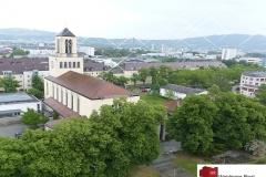 Ausblick-Friedenskirche